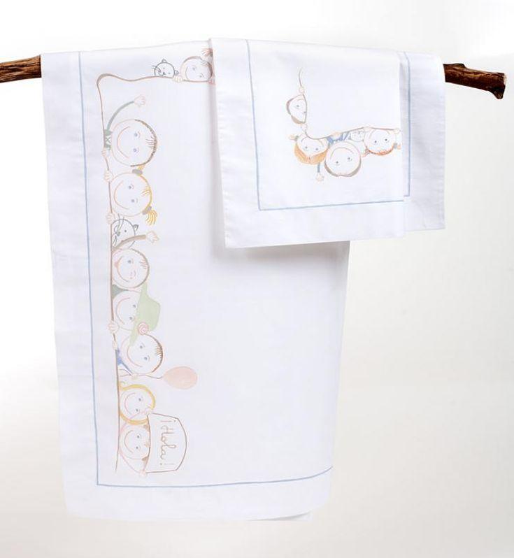 Sabanitas bebé. #irulea #donostia #sansebastian #princesscharlotte #newroyalbaby #bayfashion #modainfantil #lenceria #ropaniños #princesacarlota #Ropadebebe #HechoaMano #LenceriaMujer #VestidosdeComunion #Bebé #PrimeraComunion #RopaParaelHogar #ComercioDonostia #TextilHogar #cunas #Berceaux #cribs