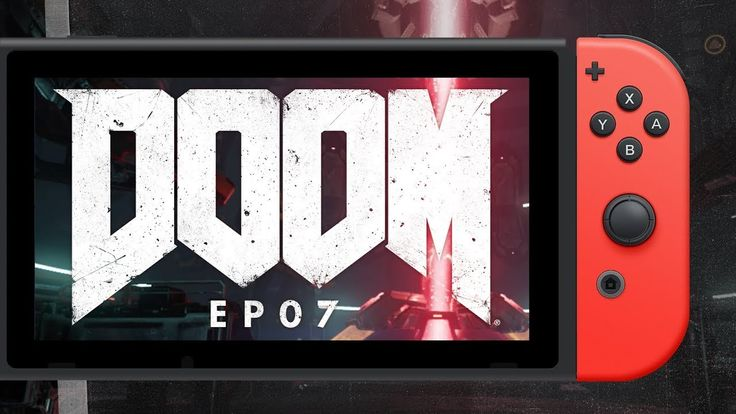 Nintendoomed! Lets Play Doom on the Nintendo Switch ep7