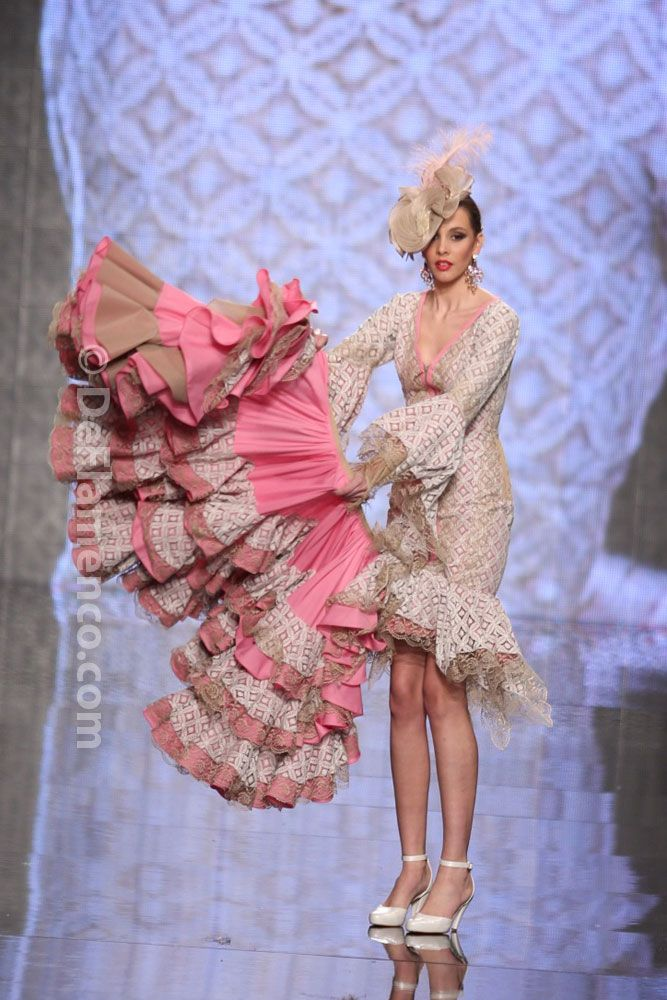 Fotografías Moda Flamenca - Simof 2014 - Loli Vera 'Besos flamencos' Simof 2014 - Foto 16