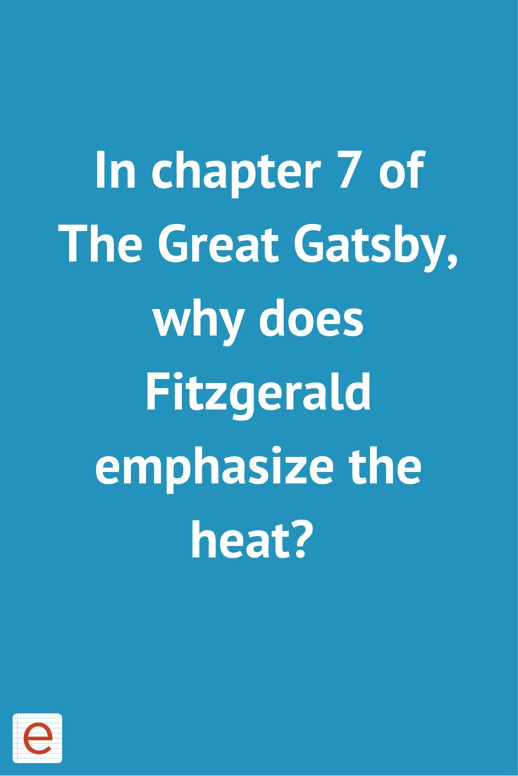 Homework help the great gatsby