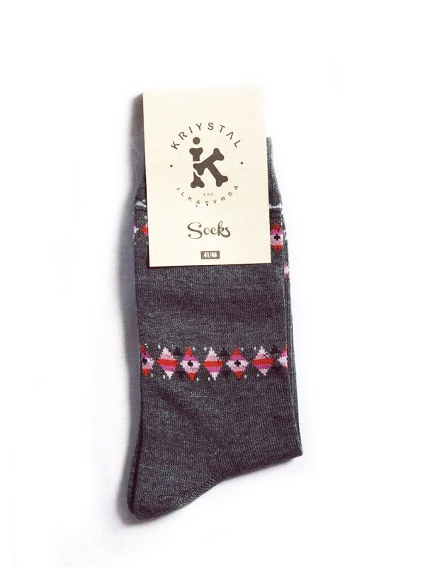 Kriystal Native - Socks 1 / http://www.unicity-clothing.com/accessories/32-kriystal-native-socks.html#