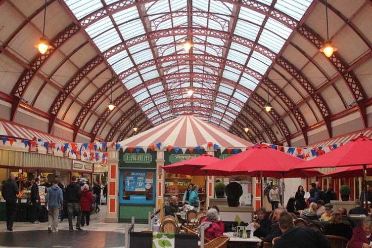 The Grainger Market, Newcastle upon Tyne