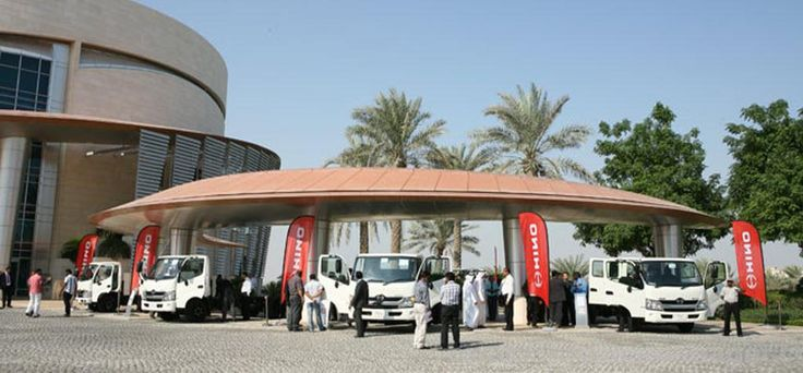 Automobile Companies In Dubai