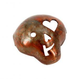 Heart Eye copper badge - $88