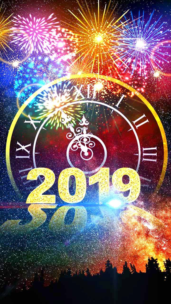 2019 New Year Fireworks Waiting To Celebrate The New Years Eve Get Ready With A New Year Wallpaper Firework New Year Wallpaper Wallpaper New Year Fireworks
