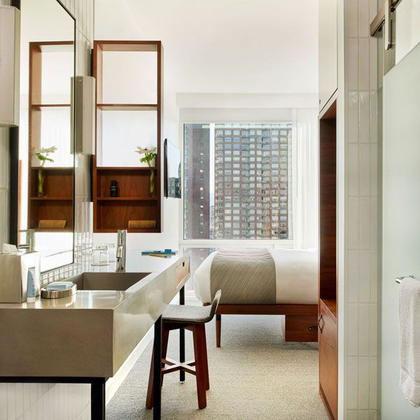 Arlo NoMad (New York City, New York) Hotel Reviews | Tablet Hotels