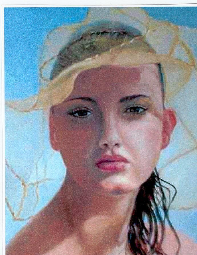 Femme à la Capeline