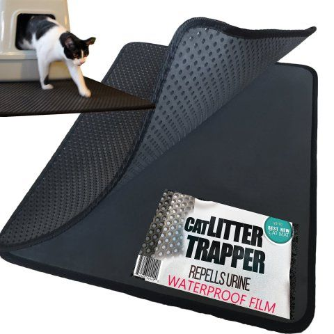 iPrimio Leakproof Cat Litter Mat                                                                                                                                                      More
