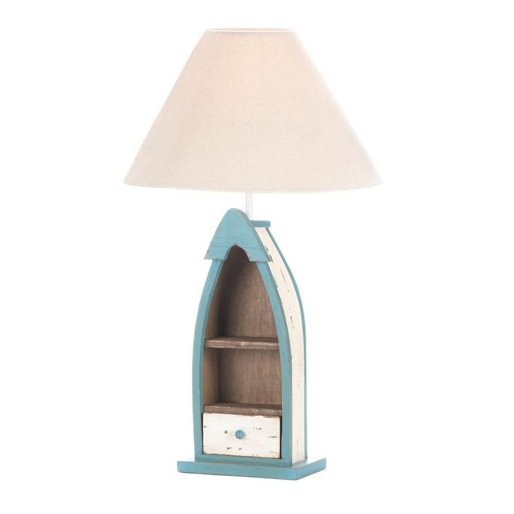 Fishing Boat Lamp stellasaksa fishing boat tablelamp
