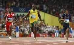 Usain Bolt World Record - Mens 100m Final - Beijing 2008 Olympic Games - Plidd World
