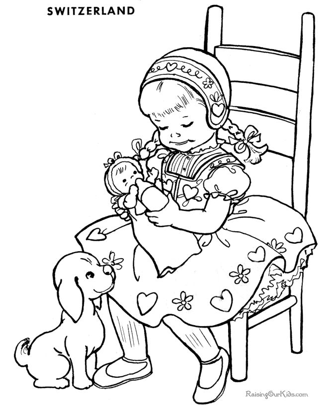 69 Best Images About Coloring Pages Vintage On Pinterest Printable Vintage Coloring Pages