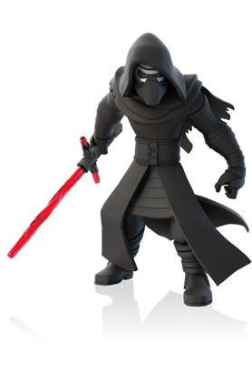 Disney Infinity 3.0 | Kylo-Ren — play on: The Force Awakens Twilight of the Republic Rise Against The Empire Playsets and Toy Box 3.0