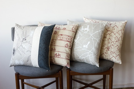 Ink & Spindle - Hand Screen Printed Textiles