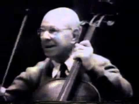カザルスの公開レッスン  Pau Casals - Master class - Bach Suite.mp4