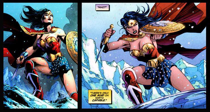 Wonder woman comic book porn-4152