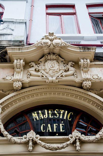 Majestic Café - Porto, Portugal