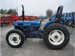 new HOLAND FORD TRACTOR MODEL 3930