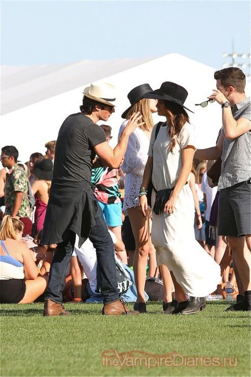 SOMEREED at Coachella, CA 04/11/15