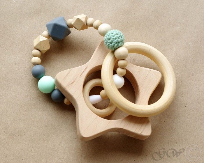 Teething Ring Section