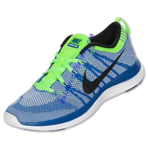 brand new c7645 cfed1 Buy Nike Flyknit Lunar 1 Review Shoes Mens Game Royal White Black Pure  Platinum 554887 401   Lunar Shoes   Pinterest   Flyknit lunar