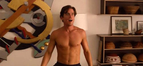 Pin for Later: 37 Times You Could Not Handle Matt Bomer's Handsomeness This Shirtless Perfection