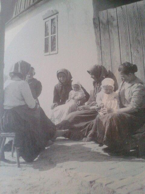 Magyar népviselet - Csongrád megye (Tápé) 1930
