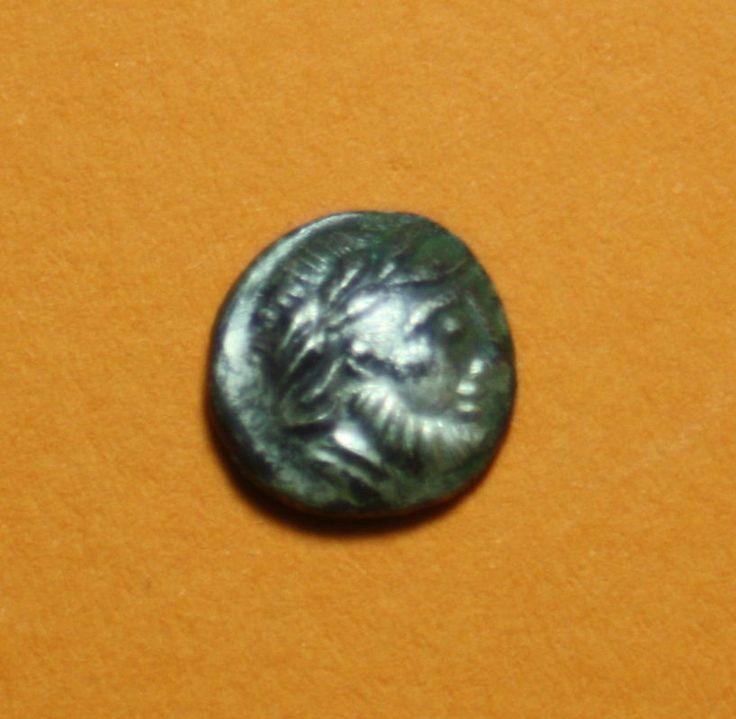 Celtic silver coin.0,8gr