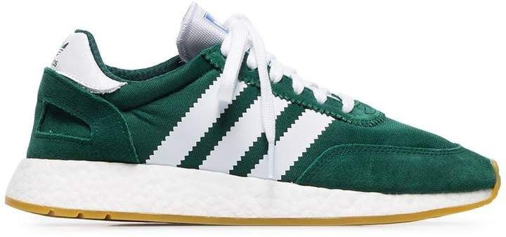 Leather sneakers, Suede leather, Adidas