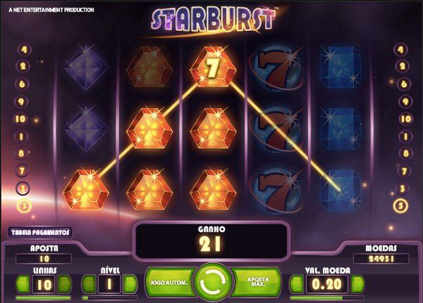 Starburst #slotmachine #slot