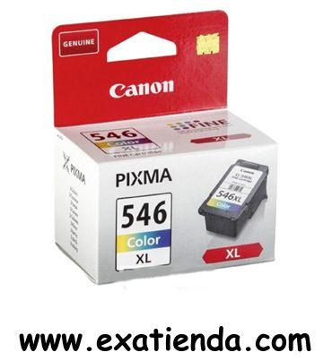Ya disponible CARTUCHO CANON CL 546XL COLOR                                (por sólo 24.95 € IVA incluído):   - Cartucho Canon cl 546XL color - Compatible con: - Canon PIXMA MG2250 - Canon PIXMA MG2450 - Canon PIXMA MG2550 - Color  - Capacidad: 300 pg         Garantía de fabricante  http://www.exabyteinformatica.com/tienda/340-cartucho-canon-cl-546xl-color #canon #exabyteinformatica