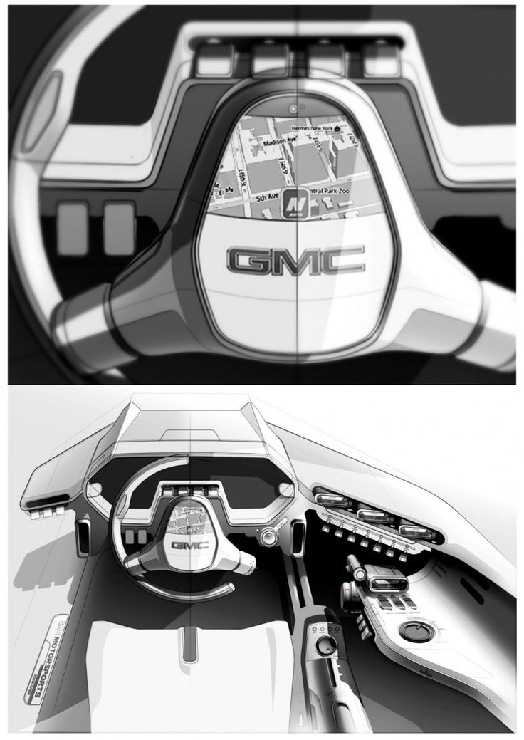 GMC Transporter in CDN - GM INTERACTIVE DESIGN COMPETITION 2014-2015 - FINAL STAGE