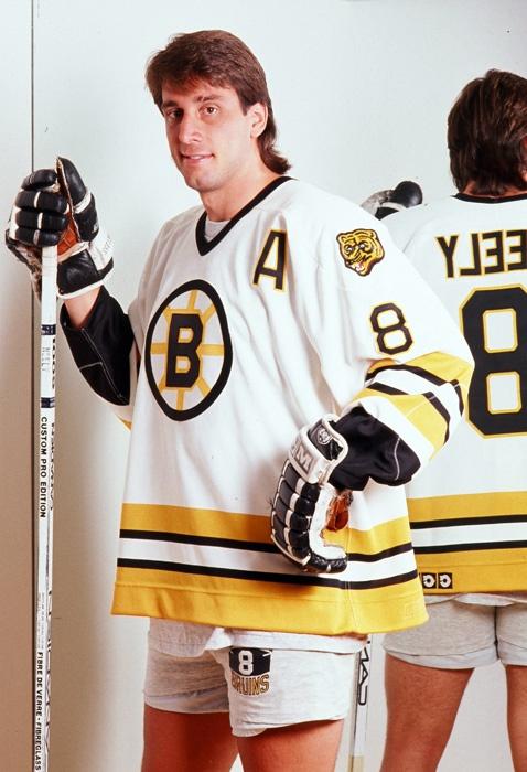Cam Neely, Boston Bruins