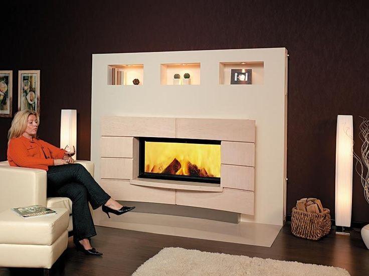 Manteau de cheminée contemporain / en marbre / à 1 face 2/47 Hark GmbH & Co. KG