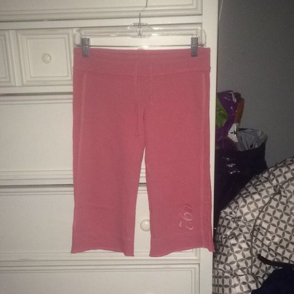 Abercrombie Kids Capri Sweatpants In Good Condition! Abercrombie Kids Bottoms