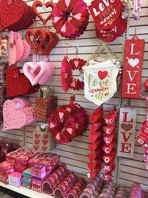 Our Life In A Click Dollar Tree Valentine S Day Decor Estaciones