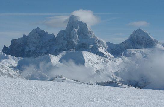 Grand Targhee Resort - Winter Jobs in the Tetons!