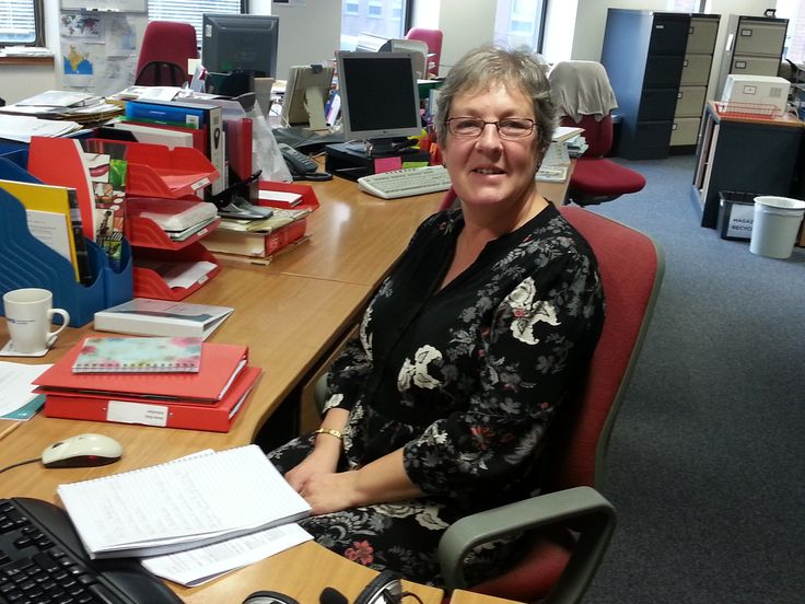 A HUGE welcome to Anne, our new communication officer, who has joined our fantastic #Colchester team