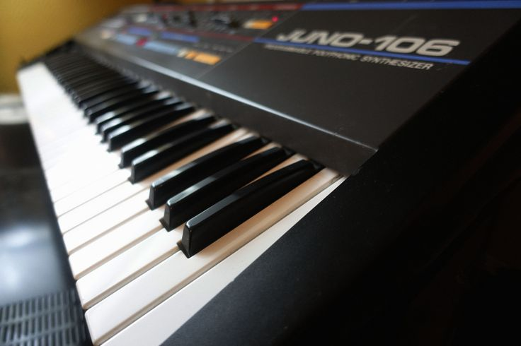 Swedish National Television coming over today to film this guy - the original SweMix Juno 106 used for many things including that signature Denniz Pop synth intro on his No Coke production, saved as preset A63