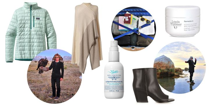 11 Items Professional Travelers Actually Pack in Their Bags  - ELLE.com