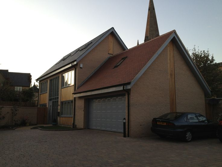 A revisit to a brownfield site in the centre of Ely, Cambridgeshire.