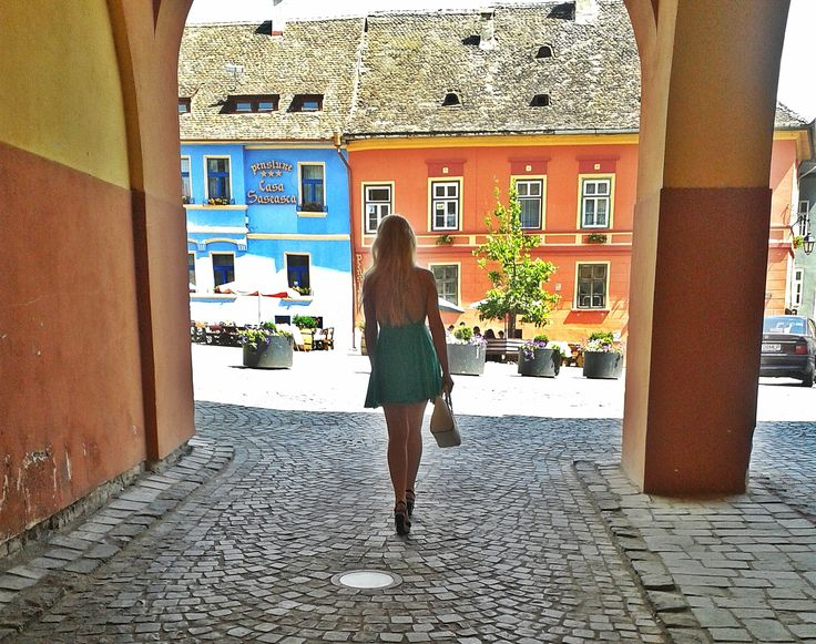 A place with lots of memories...Sighisoara Citadel,Transylvania