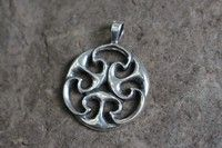 Silver 925 Celtic Knot