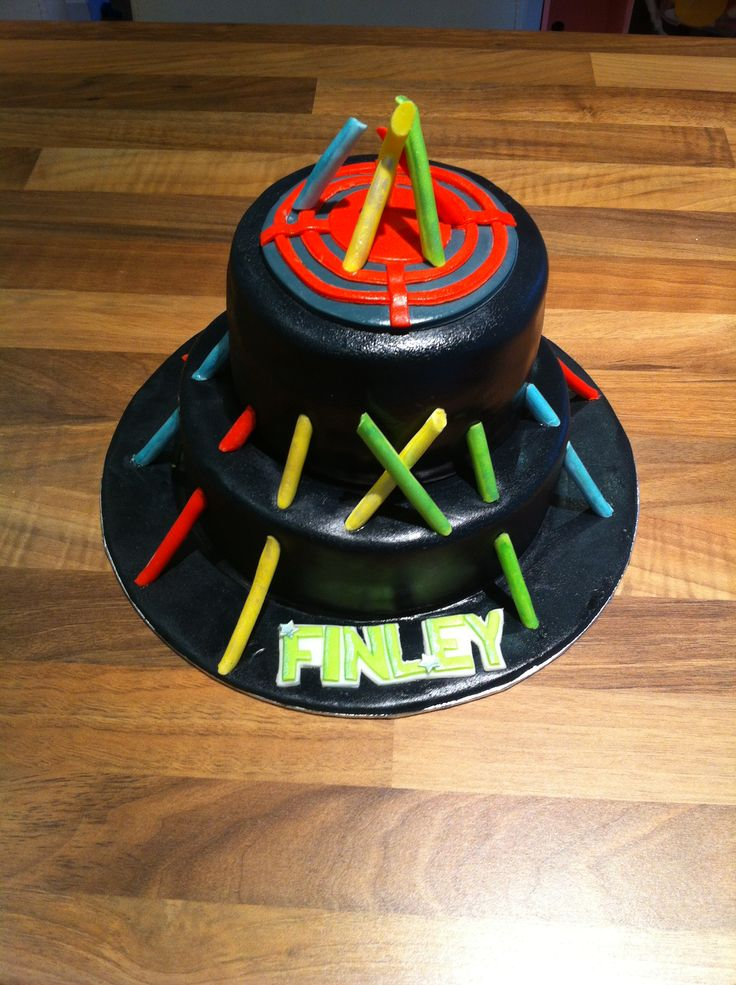 1000 Images About Laser Tag Party On Pinterest Cake