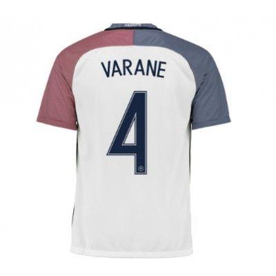 Frankrig 2016 Raphael Varane 4 Udebanetrøje Kortærmet.  http://www.fodboldsports.com/frankrig-2016-raphael-varane-4-udebanetroje-kortermet-1.  #fodboldtrøjer