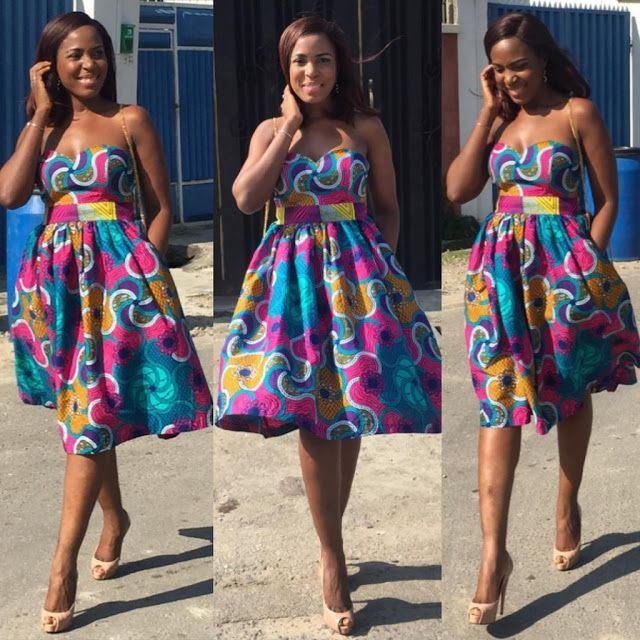 Trendy Latest Ankara Styles to Wear for the Weekend - iFashy