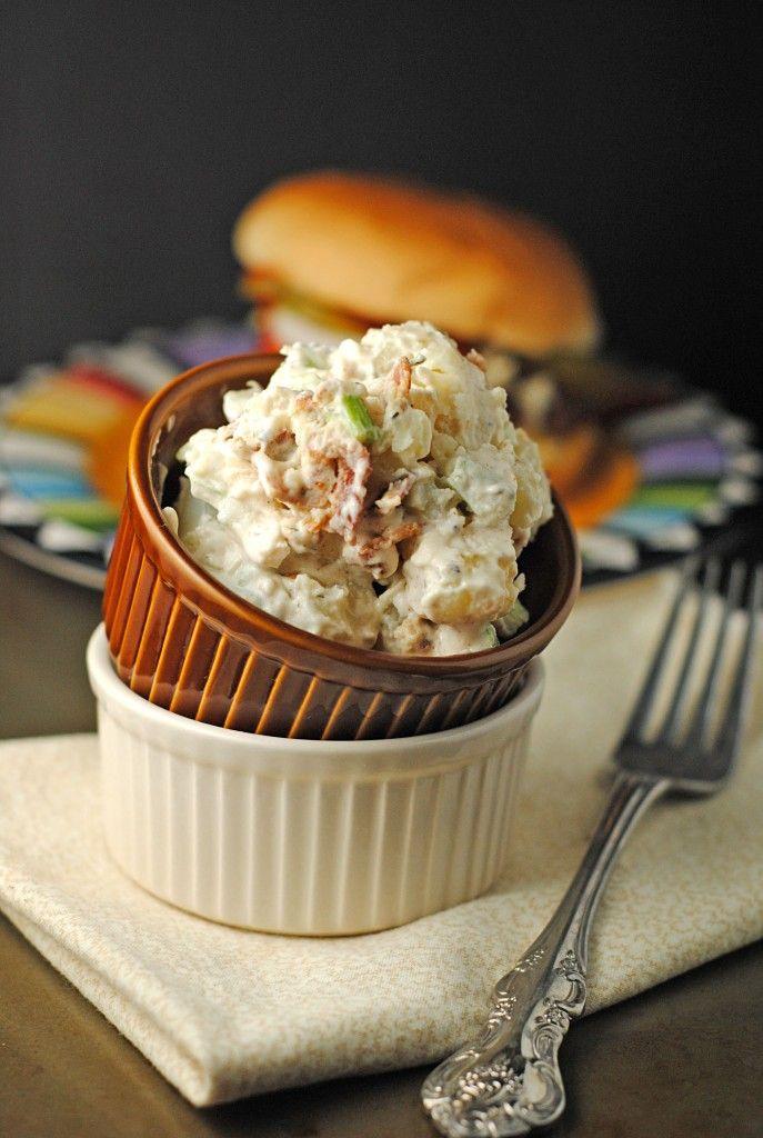 Bacon Ranch Potato Salad 3