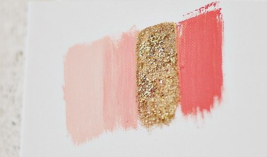 Wedding color palette...more pink