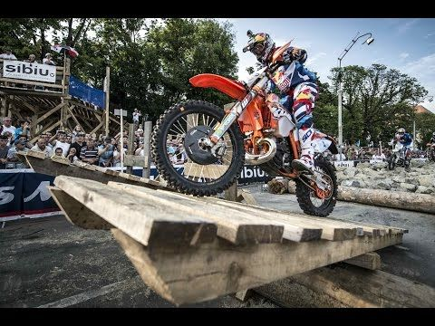 Hard Enduro Race: Day 1 - Red Bull Romaniacs 2014