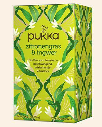Bio-Tee vom Feinsten - beschwingend erfrischender Zitruskick