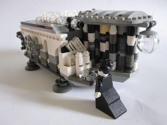 LEGO Ideas - Lovelace & Babbage